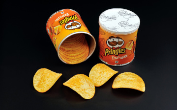обоя бренды, - другое, чипсы, pringles