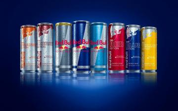 обоя бренды, - другое, напиток, red, bull