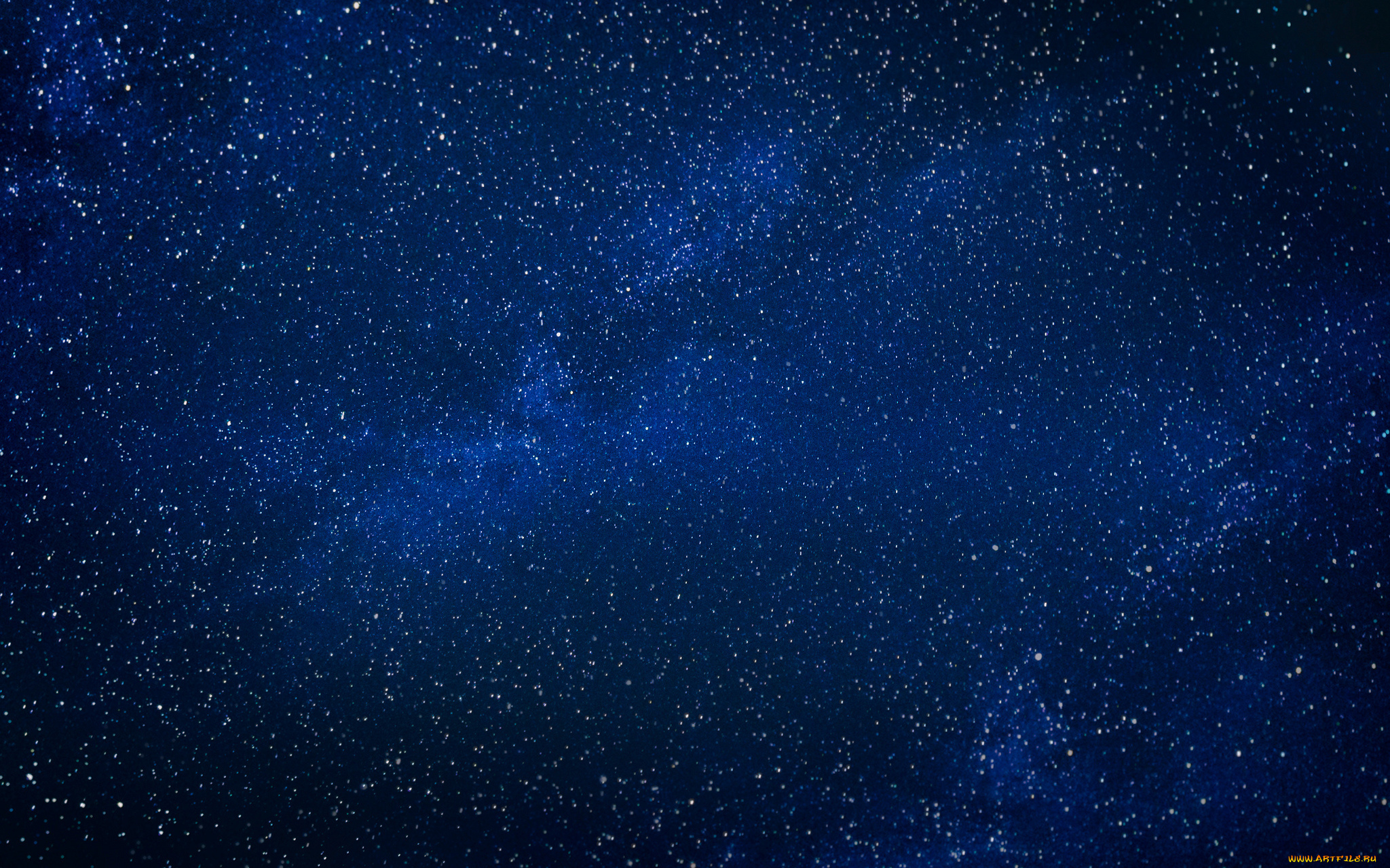 Night Sky Stars Background Psdgraphics - HD 1600×1000