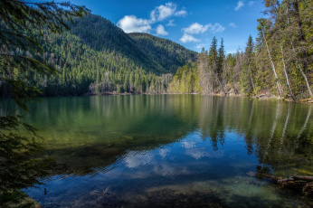 Картинка природа реки озера лес горы река