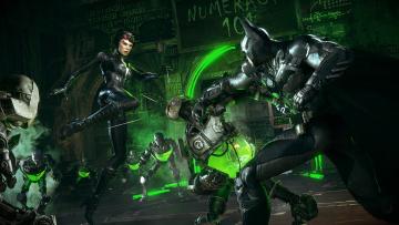 Картинка видео+игры batman +arkham+knight arkham knight action боевик бэтмен