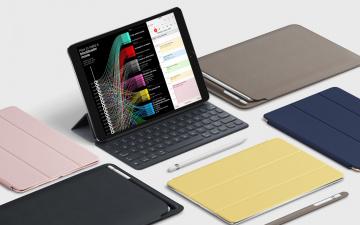 обоя компьютеры, мониторы,  ноутбуки, 2017, новый, планшет, от, apple, ipad, pro