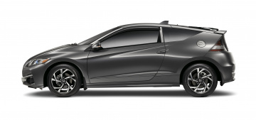 обоя автомобили, honda, темный, zf1, us-spec, cr-z, 2016г