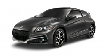 обоя автомобили, honda, zf1, us-spec, cr-z, 2016г, темный
