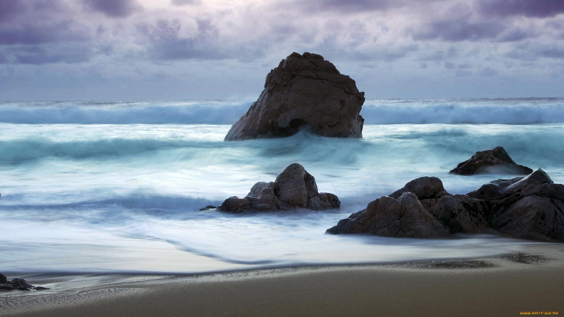Берег камушки волны море подборки