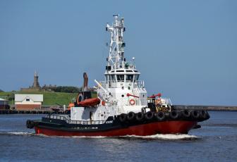 Картинка корабли баркасы+ +буксиры морской буксир
