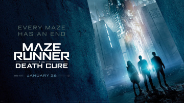 обоя кино фильмы, maze runner,  the death cure, maze, runner, the, death, cure