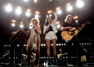 обоя little big town, музыка, группа