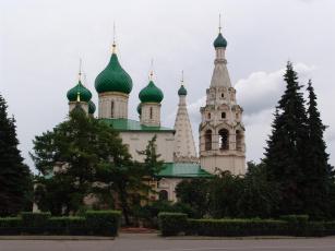 обоя Ярославль, города, православные, церкви, монастыри