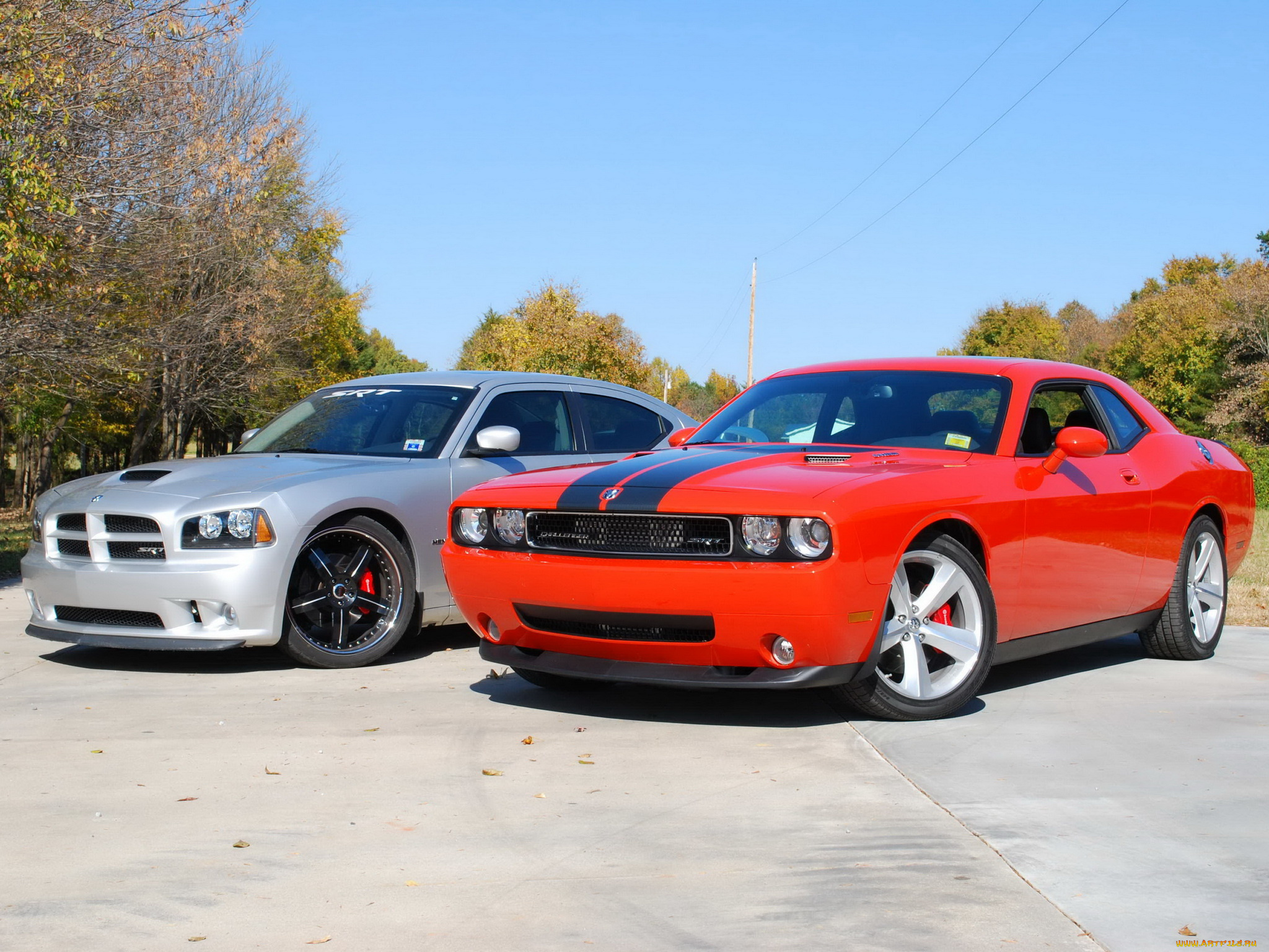 Dodge charger srt8  № 3813523 загрузить