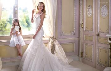 Картинка девушки lindsay+ellingson модель lindsay ellingson девочка улыбка праздник свадьба платье невеста