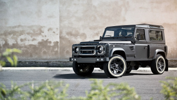 обоя kahn land-rover defender huntsman 2015, автомобили, land-rover, 2015, huntsman, defender, kahn