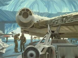 Картинка фэнтези star wars