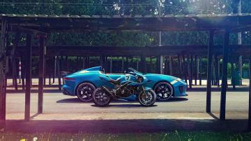 Картинка мотоциклы -unsort jaguar
