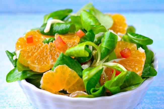 Мир салатов и закусок с фото
