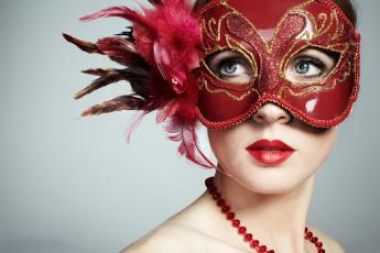 Картинка разное маски +карнавальные+костюмы перья бусы