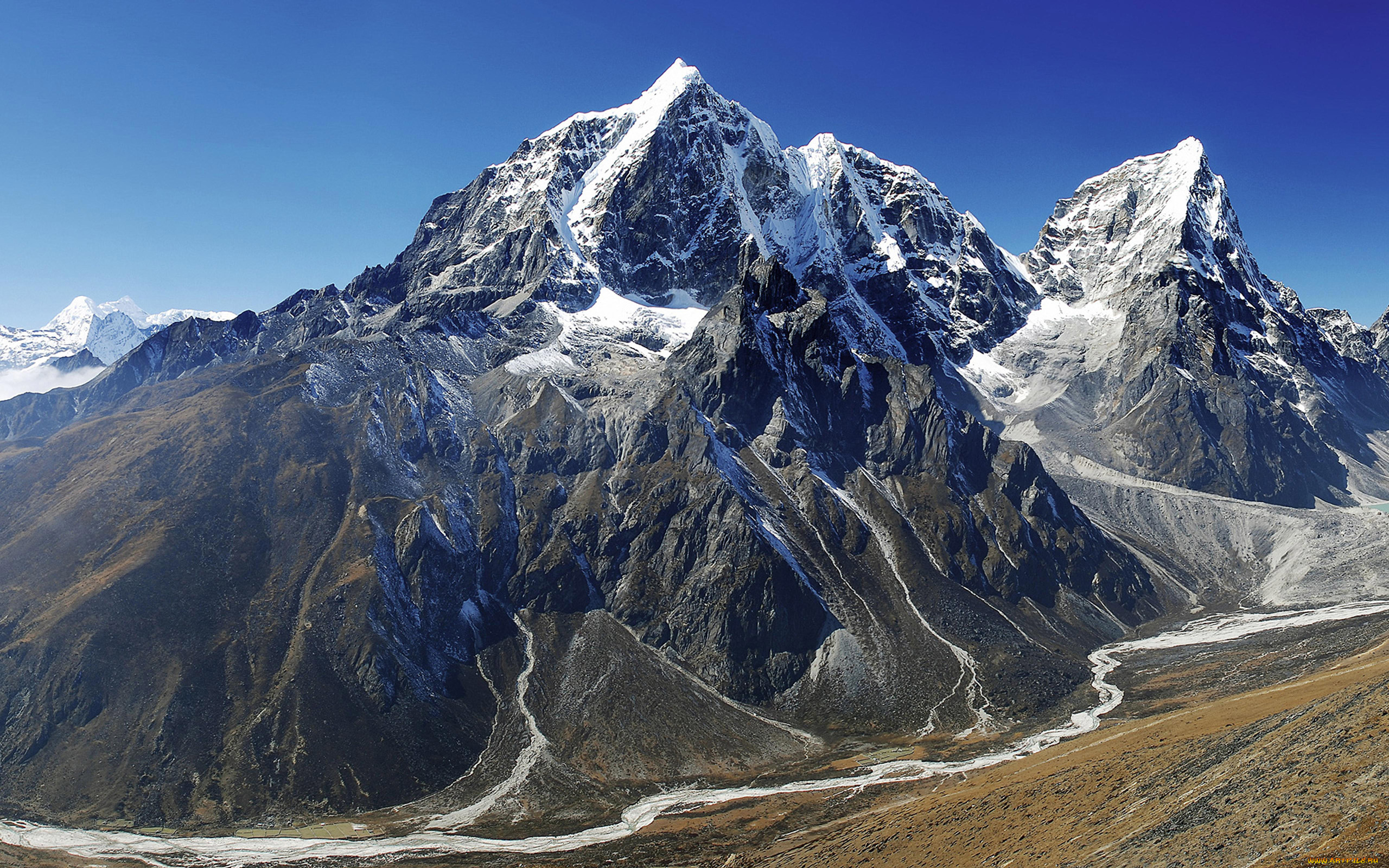 views from mount everest - 1200×750
