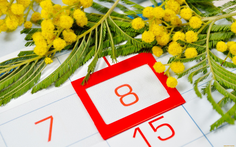 Открытки открытки, мимоза открытка к 8 марта