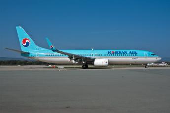 обоя boeing 737-800, авиация, пассажирские самолёты, самолёт, boeing, 737-800
