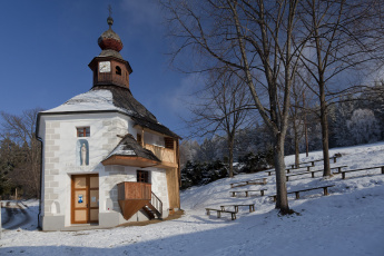 Картинка города католические соборы костелы аббатства австрия