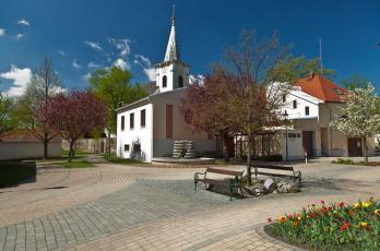 Картинка города здания дома австрия