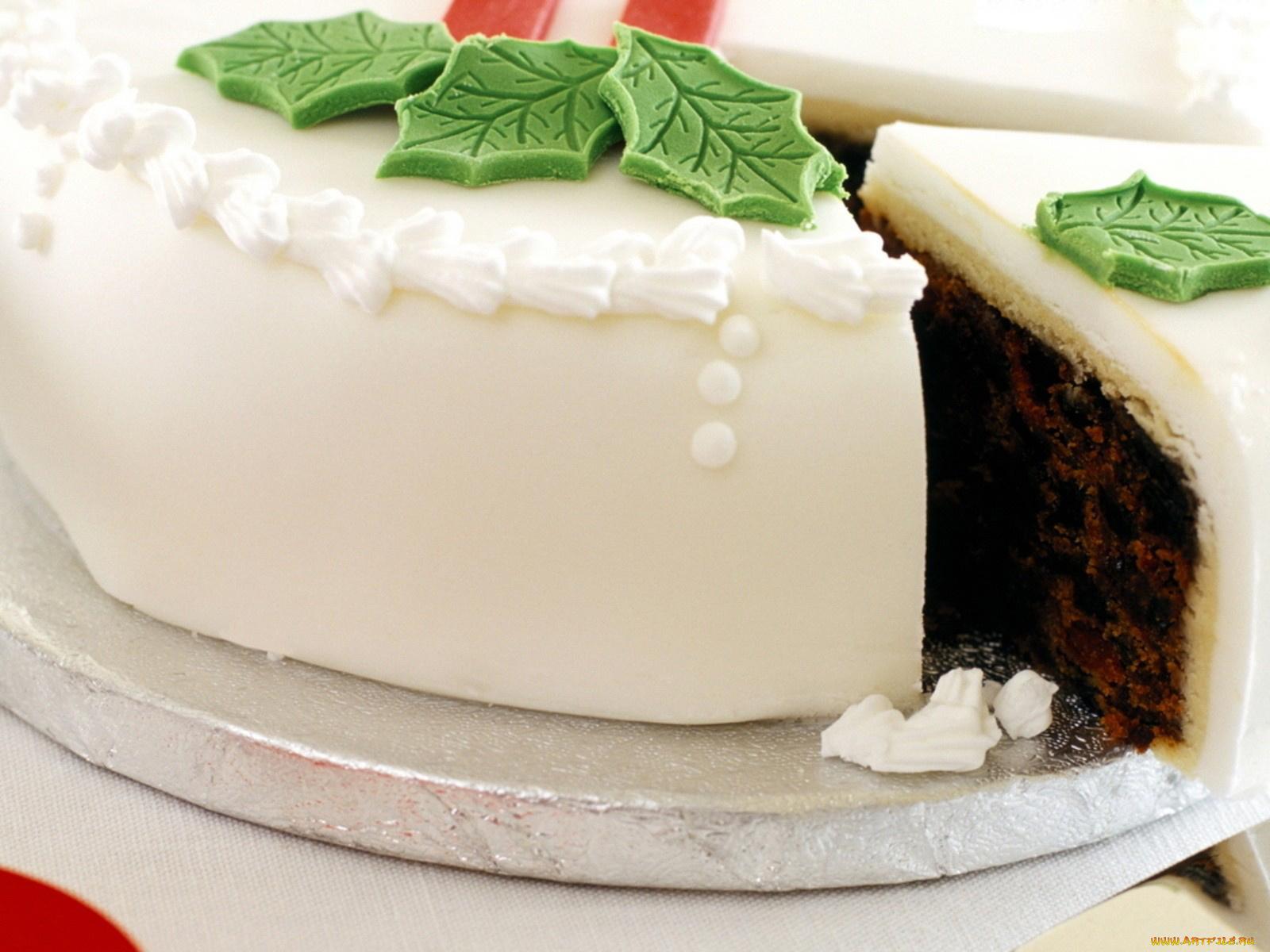 Как сделать красивую глазурь для торта