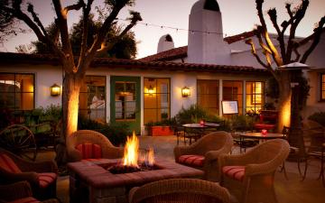 обоя интерьер, кафе,  рестораны,  отели, огонь, очаг