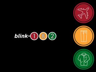 Картинка блинки музыка blink 182