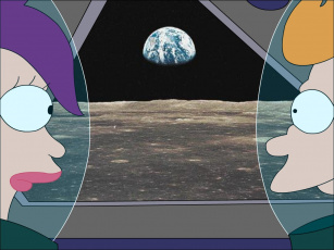 Картинка мультфильмы futurama