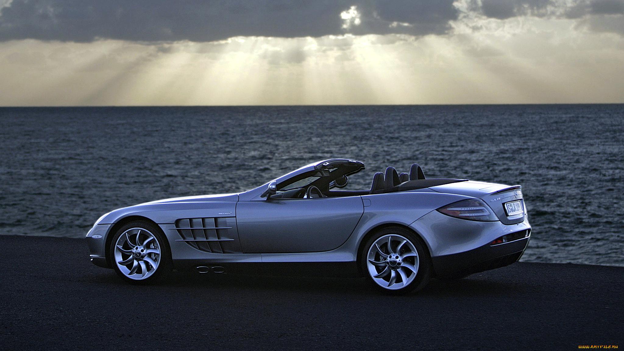 Mercedes SLR  № 1374456  скачать
