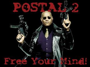 Картинка видео игры postal