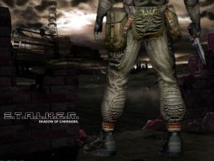 Картинка видео игры shadow of chernobyl