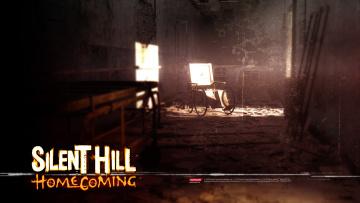 Картинка видео+игры silent+hill +homecoming homecoming silent hill игра экшен хоррор