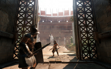 Картинка видео+игры ryse +son+of+rome адвенчура son экшен игра rome of