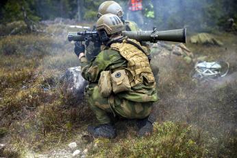 Картинка оружие армия спецназ солдаты norwegian army