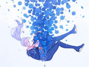 обоя аниме, yuri on ice, парень