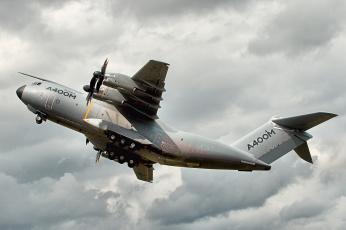 обоя a400m, авиация, военно-транспортные самолёты, транспорт