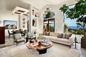 обоя интерьер, гостиная, style, table, furniture, мебель, living, room, стиль, стол