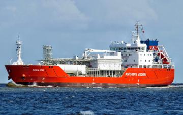 Картинка coral+star корабли танкеры танкер