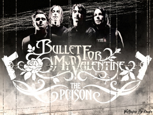 Картинка bullet for my valentine музыка