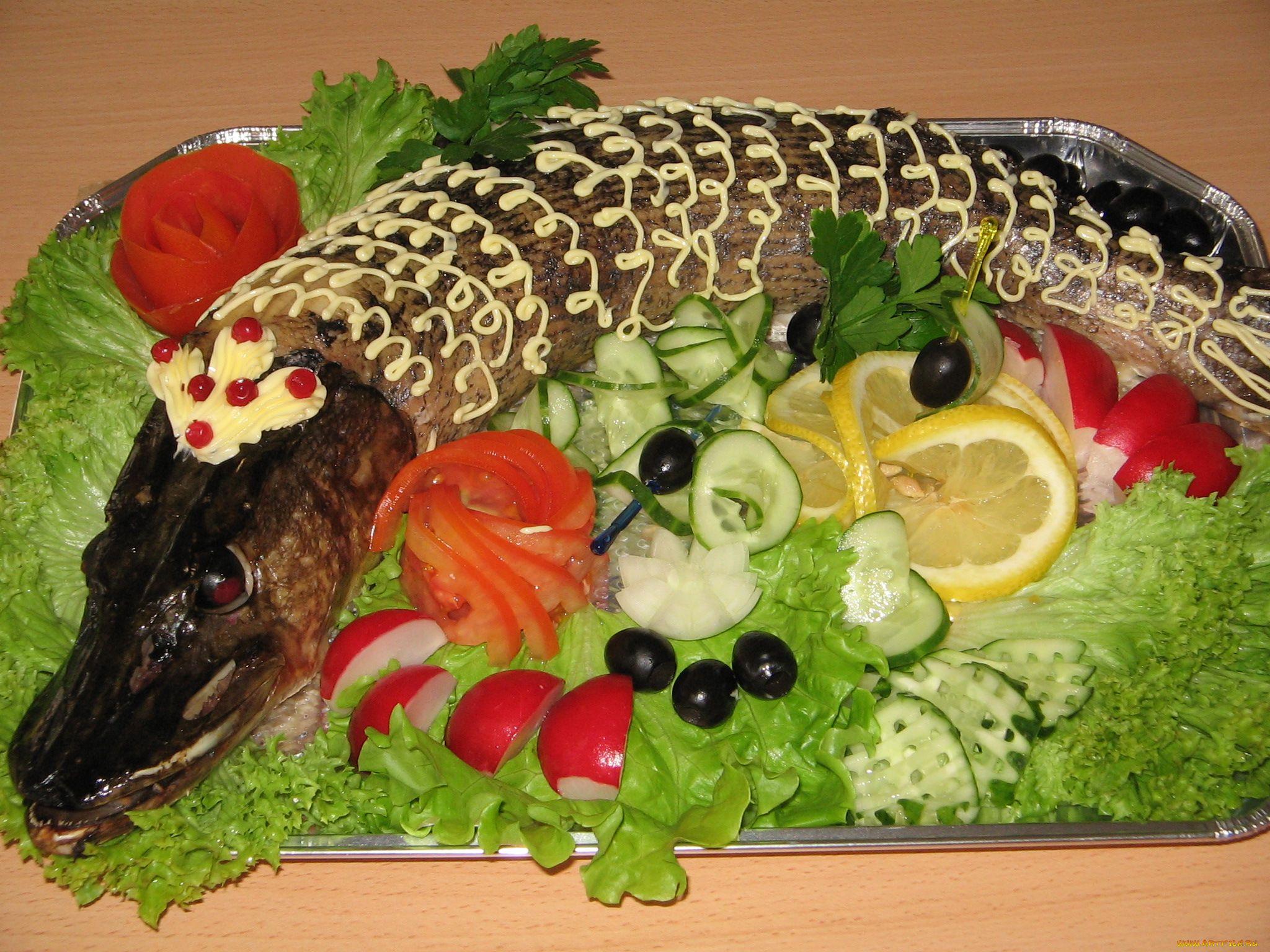 Щука с овощами рецепт с фото пошаговый Едим Дома