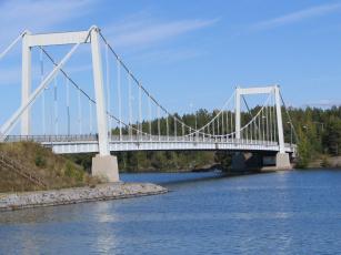 Картинка города мосты река мост