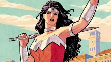 обоя рисованное, комиксы, марвел, постоянного, тока, супергерой, чудо-женщина