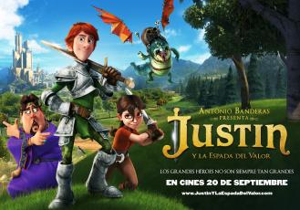 Картинка justin and the knights of valour мультфильмы джастин и рыцари доблести