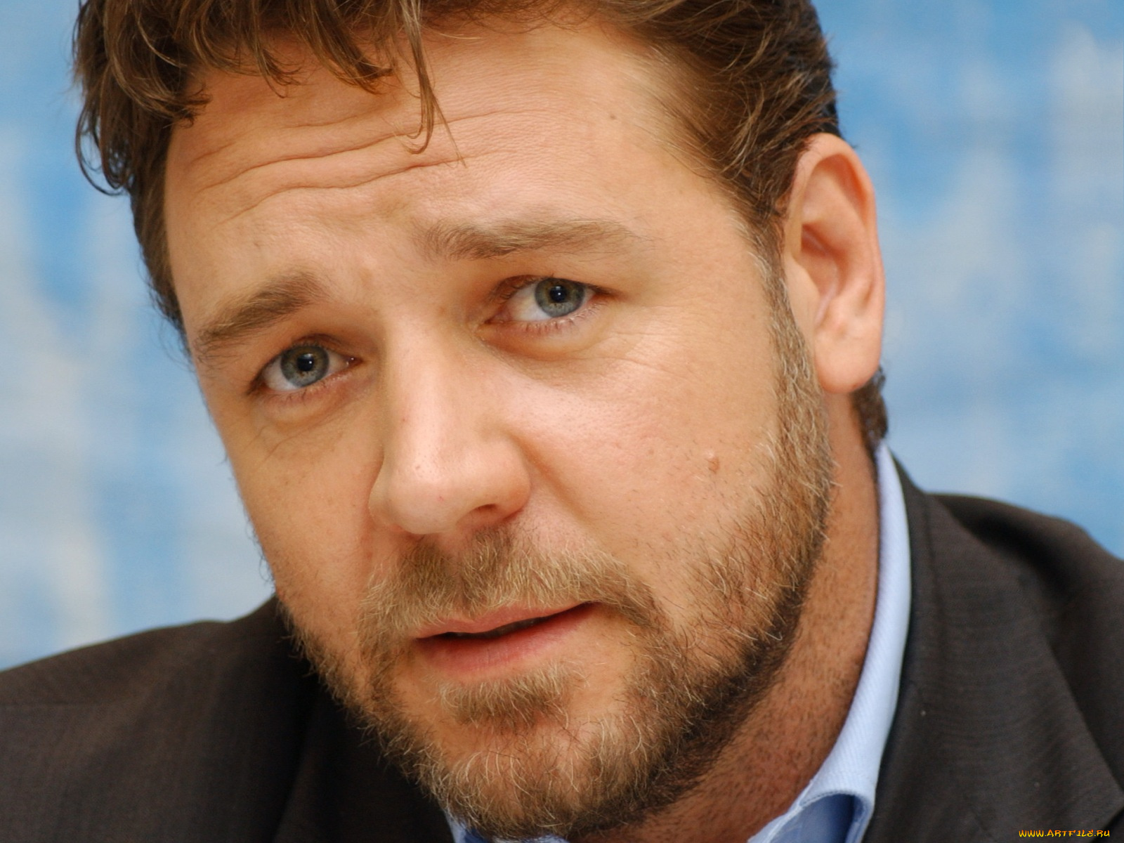 hollywood stars russell crowe - HD 1600×1200