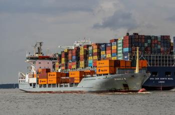 Картинка jessica+b корабли грузовые+суда контейнеровоз