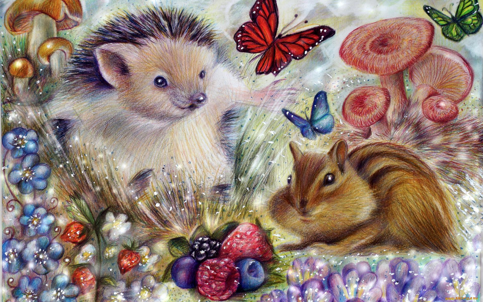 Музыкальные открытки с природой и животными красивые, победы 2019 картинки