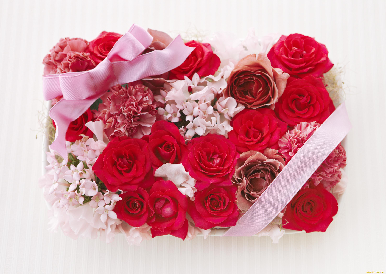 Цветы открытки подарки, родителям