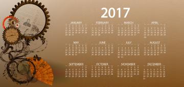 обоя календари, -другое, календарь