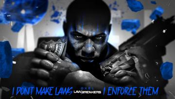 Картинка lawbreakers видео+игры шутер action